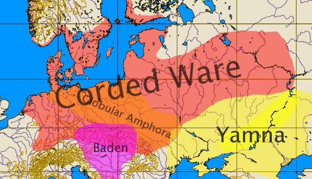 Haplogroup R1a, Indo européen satem - LE FORUM DES CERCLOSOPHES